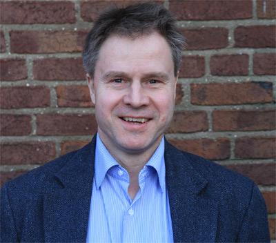 Klas Sjöberg - överläkare vid SUS och projektledare sedan 1999 för IDAF.
